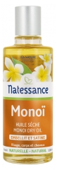 Natessance Monoi Beautify And Satine Dry Oil 100ml