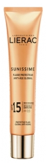 Lierac Sunissime Protective Fluid Global Anti-Aging SPF 15 40ml