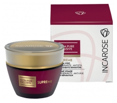 Incarose Extra Pure Exclusive Supreme Anti-Aging Regenerierende Gesichtscreme 50 ml