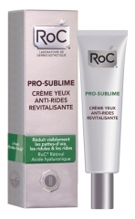 RoC Pro-Sublime Crema Ojos Antiarrugas Revitalizante 15 ml