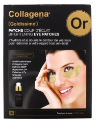Collagena Goldissime Brightening Eye Patches 16 Patches