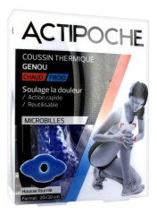 Cooper Actipoche Knee Microbeads 1 Thermic Bag