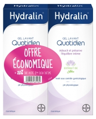 Hydralin Daily 2 x 200ml 20% Off