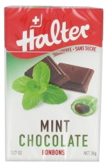 Halter Sweets Sugars Free Mint Chocolate 36g