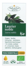 NatureSun Aroms Organic Essential Oil Noble Laurel (Laurus Nobilis) 10ml