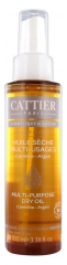 Cattier Sublime Alchimie Huile Sèche Multi-Usages 100 ml