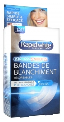 Rapid White Express 5 Minutes Bandes de Blanchiment