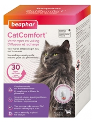 Beaphar CatComfort Complete Kit Pheromones Diffuser for Cats and Kittens