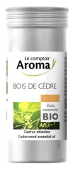 Le Comptoir Aroma Organic Essential Oil Cedarwood 10ml