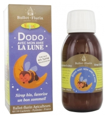 Ballot-Flurin Jarabe Infantil Dodo With My Friend The Moon Organic 100 ml