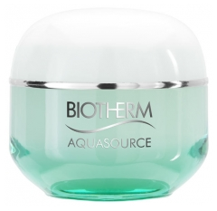 Biotherm Aquasource Crema Hidratación 48h Piel Normal Mixta 50 ml