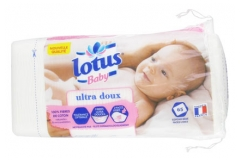 Lotus Baby Ultra Suave 65 Algodones