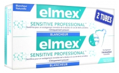 Elmex Sensitive Professional Whiteness 2 x 75ml