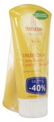 Weleda Calendula Body and Hair Washing Cream 2 x 200ml
