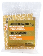 Comodynes 8 Self-Tanning Wipes
