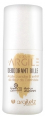 Argiletz Coeur d'Argile Roll-On Deodorant 50ml