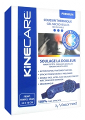 Visiomed Kinecare Coussin Thermique Front Tempes Sinus 35 x 10 cm