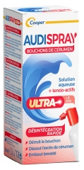 Audispray Ultra Bouchons de Cérumen 20 ml