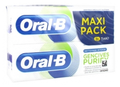 Oral-B Toothpaste Gums Purify 2 x 75ml