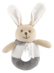 Chicco My Sweet Doudou Rabbit Rattle 0 Months and +
