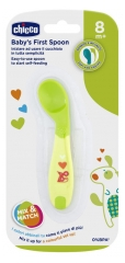 Chicco My First Spoon 8 Months and +