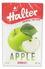 Halter Sweets Sugars Free Apple 40g