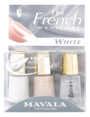 Mavala The French Manicure Set