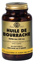 Solgar Borage Oil 60 Capsules