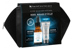 SkinCeuticals Prevent Suero 10 15 ml + Ultra Facial Defense SPF 50+ 15 ml Gratis
