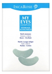 Incarose My Eyes Complex Hydrogel Active 2 Patches
