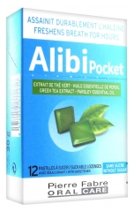 Alibi Pocket 12 Lozenges to Suck