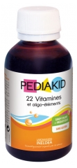 Pediakid 22 Vitamines & Oligo-Eléments 125 ml
