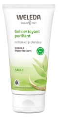 Weleda Organic Purifying Cleansing Gel with Willow 100ml