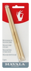 Mavala 5 Manicure Sticks