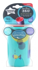 Tommee Tippee Easiflow 360° Lip Activated Cup 12 Months and + 250ml
