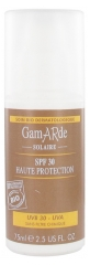 Gamarde Suncare Organic SPF 30 High Protection 75ml