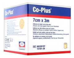 BSN medical Co-Plus Bande Auto-Adhérente 7 cm x 3 m