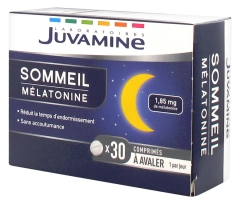 Juvamine Sleep Melatonin 30 Capsules