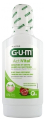 GUM Activital Mouthwash 300ml