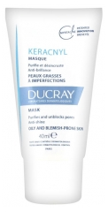 Ducray Keracnyl Mask 40ml