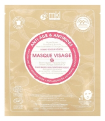 MKL Green Nature Masque Visage Anti-Age & Antirides