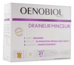 Oenobiol Slimming Drainer 21 Sticks