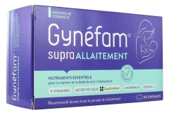 Effik Gynéfam Breastfeeding 60 Capsules