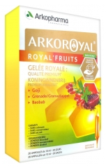 Arkopharma Arko Royal Royal'Fruits 20 Phials