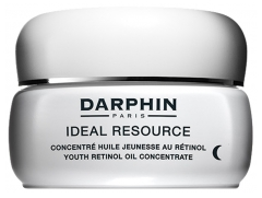 Darphin Ideal Resource Anti-Aging and Radiance Youth Retinol Oil Concentrate 60 Caspules