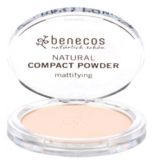 Benecos Natural Compact Powder 9g