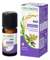 Naturactive Organic Essential Oil Niaouli 10ml