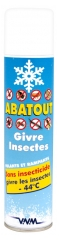 Abatout Givre Insectes 300 ml