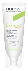 Noreva Exfoliac SPF 50+ Mattifying Sun Fluid 40ml