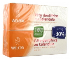 Weleda Calendula Toothpaste Special Offer 2x75ml